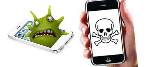 айфон 4 не включается горит яблоко